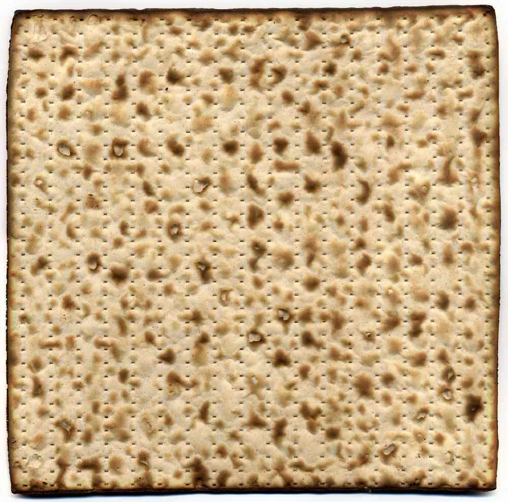 Passover Matzah Dishwasher Art Cover