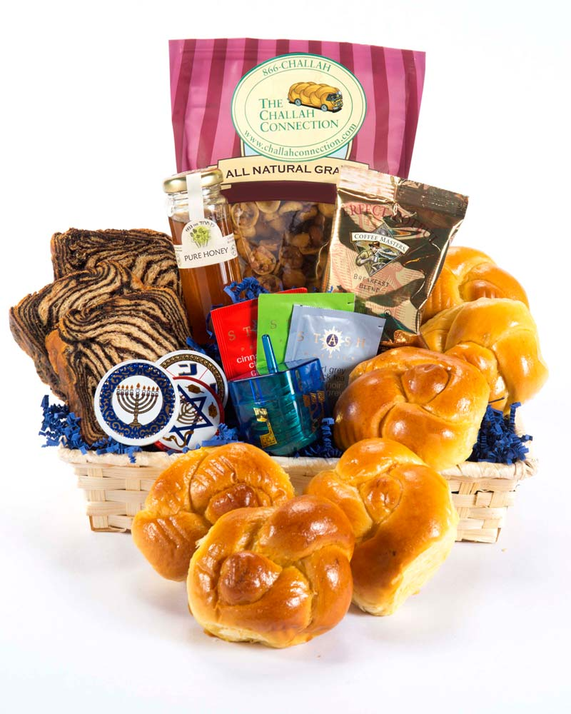 Kosher gift basket hanukkah breakfast gift basket negle Image collections